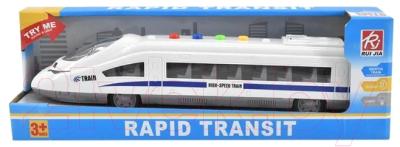 Поезд игрушечный RUI JIA RJ050