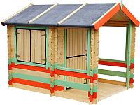 Домик для детской площадки Paremo Оливия / PS217-11 -