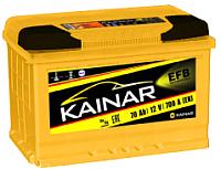 Автомобильный аккумулятор Kainar 70 R+ EFB / 070 11 23 02 0211 05 06 0 L (70 A/ч) -