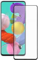 Защитное стекло для телефона Volare Rosso Fullscreen Full Glue для Galaxy A51/S20 FE (черный) -