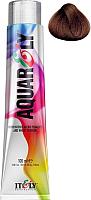 Крем-краска для волос Itely Aquarely 6CL/6.03 (табачный темно-русый) -