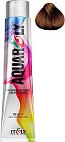 Крем-краска для волос Itely Aquarely 7CL/7.03 (янтарный средне-русый) -