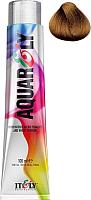 Крем-краска для волос Itely Aquarely 8CL/8.03 (светло-русый саванна) -