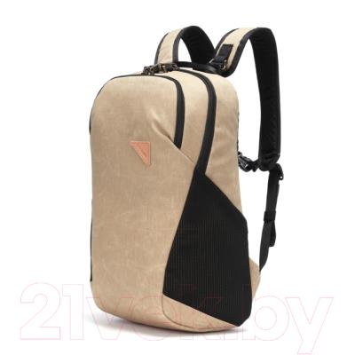Рюкзак Pacsafe Vibe 20 / 60291225 (горчичный)
