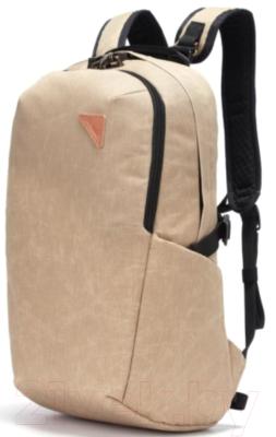 Рюкзак Pacsafe Vibe 25 / 60301225 (горчичный)