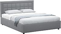 Двуспальная кровать Moon Trade Noemi New 1222 / К002013 -