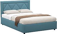 Полуторная кровать Moon Trade Dominica New 1223 / К002044 -