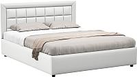 Двуспальная кровать Moon Trade Noemi New 1222 / К001992 -