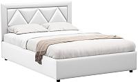 Полуторная кровать Moon Trade Dominica New 1223 / К002027 -