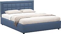 Двуспальная кровать Moon Trade Noemi New 1222 / К002016 -