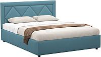 Двуспальная кровать Moon Trade Dominica New 1223 / К002048 -