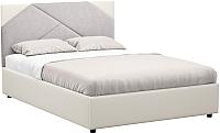 Полуторная кровать Moon Trade Alba New 1226 / К002098 -