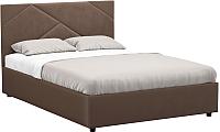 Полуторная кровать Moon Trade Alba New 1226 / К002087 -