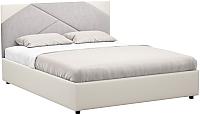 Двуспальная кровать Moon Trade Alba New 1226 / К002100 -