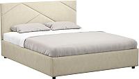 Двуспальная кровать Moon Trade Alba New 1226 / К002082 -