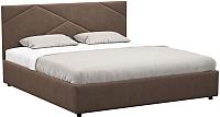 Двуспальная кровать Moon Trade Alba New 1226 / К002095 -