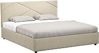 Двуспальная кровать Moon Trade Alba New 1226 / К002084 -