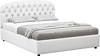 Двуспальная кровать Moon Trade Bianca New 1227 / К002120 -