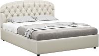 Двуспальная кровать Moon Trade Bianca New 1227 / К002114 -