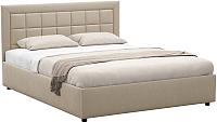 Двуспальная кровать Moon Trade Noemi New 1222 / К002000 -
