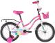 Детский велосипед Novatrack Tetris 161TETRIS.PN20 -