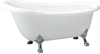 Ванна акриловая BelBagno BB04 170x80.5 -