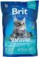 Корм для кошек Brit Premium Cat Sensitive с ягненком / 513208 (1.5кг) -