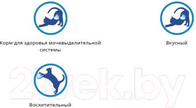Корм для кошек Brit Premium Cat Sterilised с курицей и печенью / 513178 (8кг)