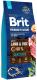 Корм для собак Brit Premium By Nature Sensitive Lamb & Rice / 526642 (15кг) -