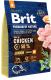 Корм для собак Brit Premium by Nature Junior M / 526321 (3кг) -