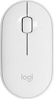 Мышь Logitech Pebble M350 White / 910-005716 -