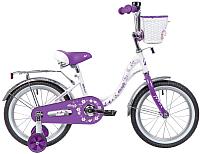 Детский велосипед Novatrack Butterfly 167BUTTERFLY.WVL20 -