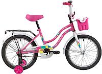 Детский велосипед Novatrack Tetris 181TETRIS.PN20 -