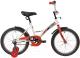 Детский велосипед Novatrack Strike 183STRIKE.WTR20 -