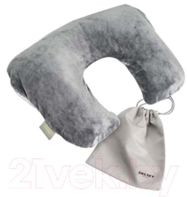 Подушка на шею Delsey Oreiller / 00394026011 (серый)
