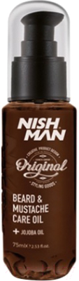Масло для бороды NishMan Care Oil (75мл)