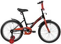Детский велосипед Novatrack Strike 203STRIKE.BKR20 -
