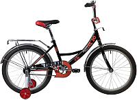 Детский велосипед Novatrack Urban 203URBAN.BK20 -