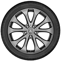Литой диск Mercedes-Benz A25340115007756 -