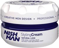 Крем для укладки волос NishMan Styling Cream White 06 (100мл) -