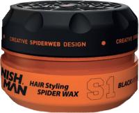 Воск для укладки волос NishMan S01 Aqua Spider Wax (100мл) -