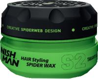 Воск для укладки волос NishMan S02 Aqua Spider Wax (100мл) -