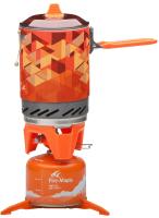 Горелка газовая туристическая Fire-Maple Star X2 (оранжевый) -