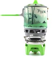 Горелка газовая туристическая Fire-Maple Star X3 (зеленый) -