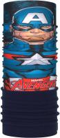 Бафф Buff Superheroes Polar Captain America (124102.555.10.00) -