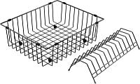 Корзина для посуды Omoikiri CO-03-GM (4999015) -