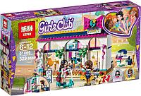 Конструктор Lepin Girls Club. Магазин аксессуаров Андреа / 01066 -