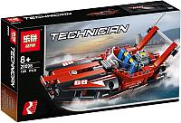 Конструктор Lepin Technic Моторная лодка / 20098 -