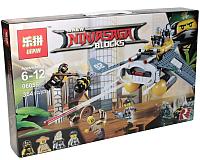 Конструктор Lepin NinjaGo Бомбардировщик Морской дьявол / 06055 -