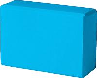 Блок для йоги Sabriasport 3307 (синий) -